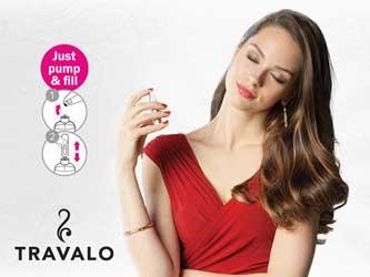 Travalo Parfumerefill som den billige og praktiske gaveide