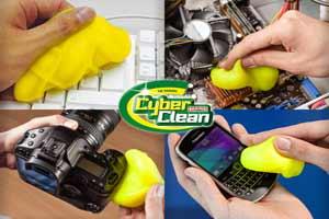 cyber clean til tekniske enheder