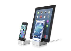 giv en dockingstation til konfirmanden der ejer iphone