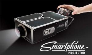 dyi projektor til mobil telefonen