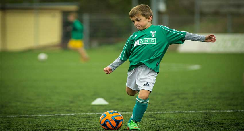 Giv dine børn fodboldstøvler som stjernerne
