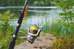 vælg det rigtige fiske udstyr til ham i gave