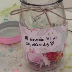 lav din egen søde gave til mors dag – Hun vil elske dig for det!