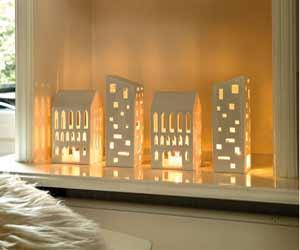 køb lyshuse som den hyggelige gave til hjemmet