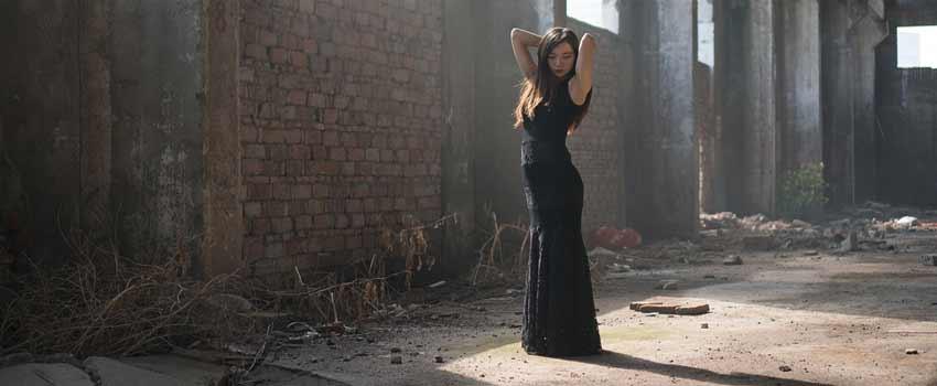 Gør hende klar til gallafest med en lækker kjole i gave
