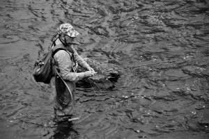 Køb et par kvalitets waders i gave til manden der fisker
