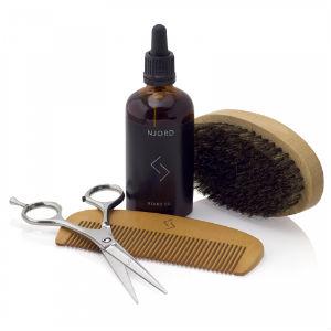 Køb Njord skægpleje kit i gave til manden