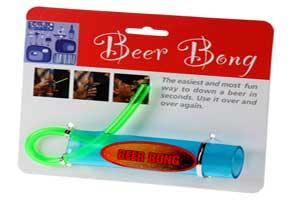 Beer bong er absolut en af de bedre studentergaver