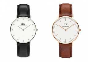 Daniel Wellington lady ure er den smukke designer gave