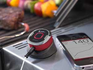et stegetermometer til grill kunne være en god gave til fars dag