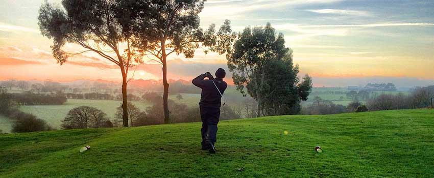 giv en gave i form af golfrejse