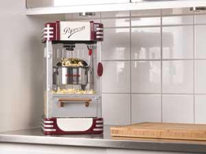 hvilket student vil ikke elske en rigtig popcorn maskine gave til film i stuen