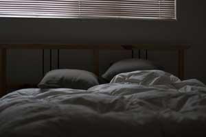 Giv en seng til sønnen der flytter hjemmefra