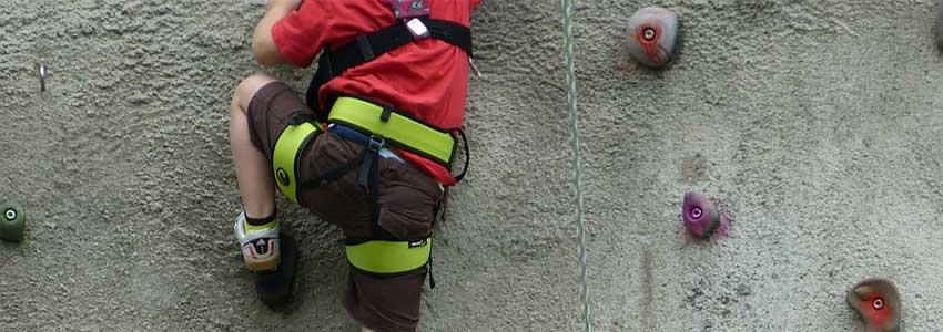 klatring og andet er den gode oplevelsesgave