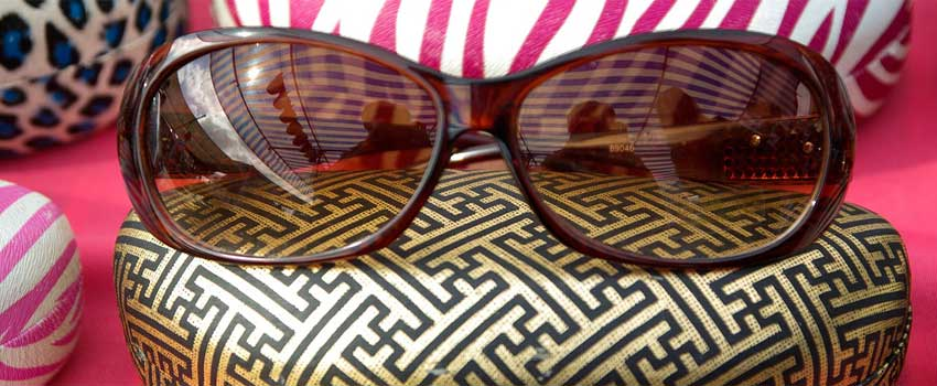 find de lækre designer solbriller i gave til teenagepiger