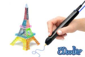 giv 3doodler pennen til drengen der er nysgerrig på teknik