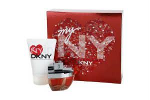 køb den gode DKNY gaveæske til piger i gave