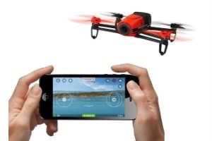giv en sjov drone i gave til drenge