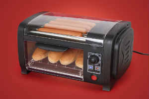 køb den sjove hotdog maker gaveide