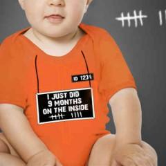 Fangedragt babybody – Den søde og sjove barselsgave ide