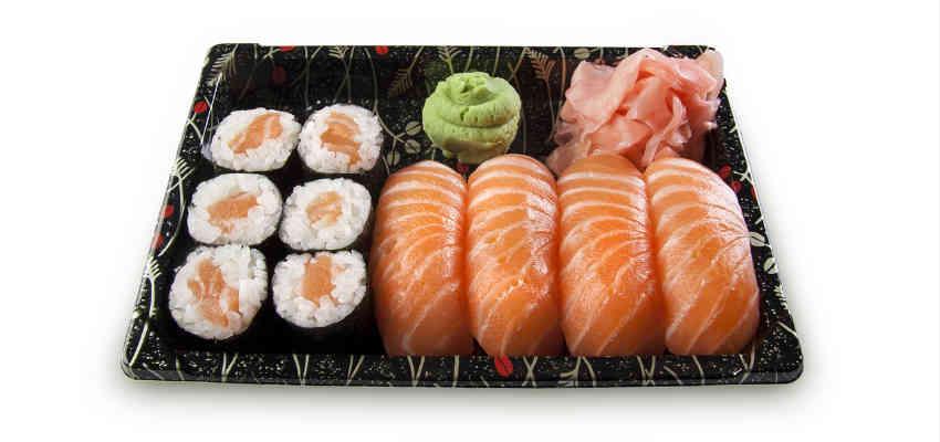 giv en lækker sushi oplevelse i gave til ham eller hende