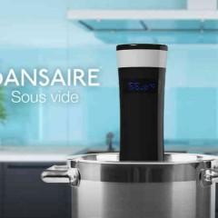 Sansaire Sous Vide maskine – Den ultimative gave til amatørkokken