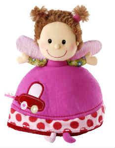 find legetøjet der passer til piger i dåbsgave