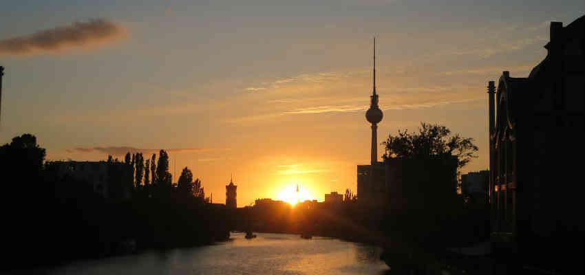 oplev Berlin for to som den romantiske forkælelses gave