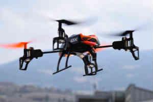 køb en drone som den perfekte gave til manden der elsker at lege