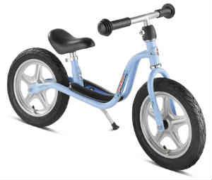 gaven til de 3 årige er den sjove puky cykel der styrker motorikken