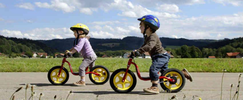 Hvorfor du skal give en Puky cykel til ham eller hende