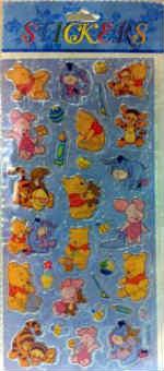 klistermærker er den gode ide til børns kalendergaver