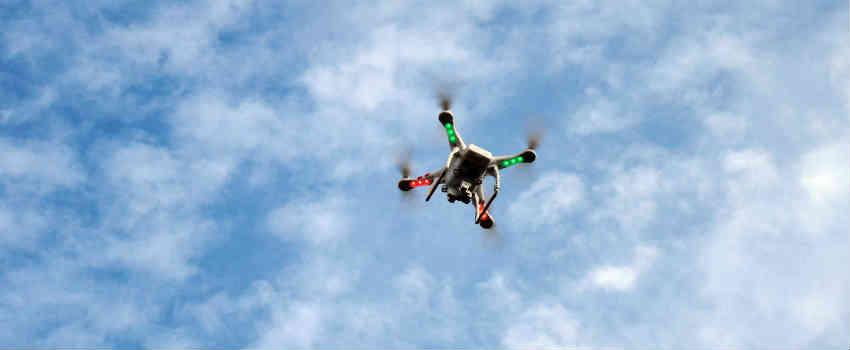 En drone bliver årets hit som julegave til store drenge og mænd