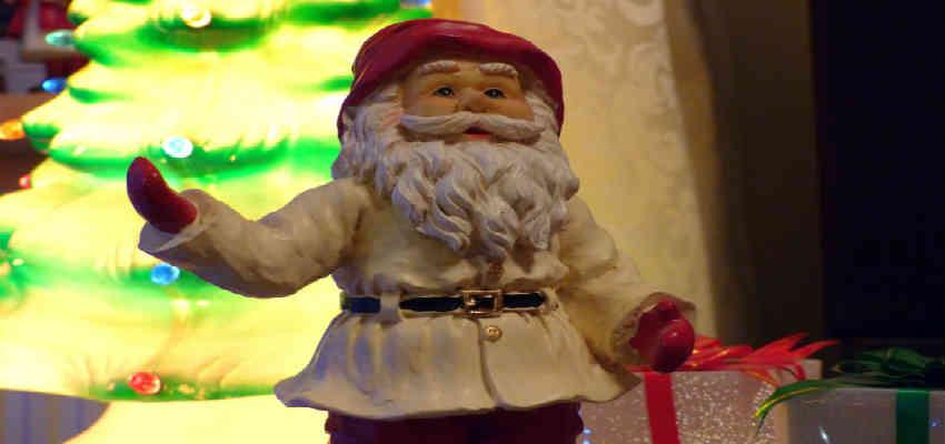 Den gode overraskelse som julegaven til ham