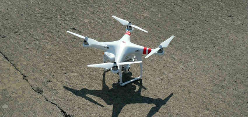 en drone er noget alle mænd elsker at få i julegave