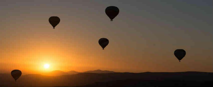 giv en luftballon oplevelsesgave som den dyre gaveide til jul