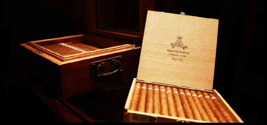 til livsnyderen der ikke ønsker sig noget, kunne du give ham en eksklusiv cigar klipper i gave