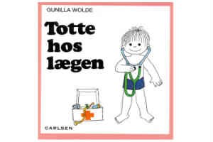The Lotte and Totte books are a perfect gift idea for the girl of 2 years