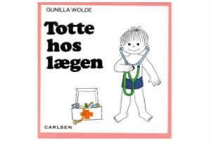 Lotte og Totte bøgerne er en perfekt gaveide til pigen på 2 år