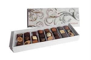 Giv en lækker chokoladeæske til vinderen af risalamande jagten