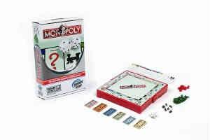 brug det sjove monopoly rejsespil som mandelgaven juleaften