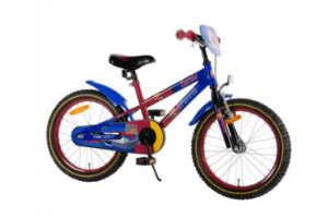 giv en fed børnecykel til barnet i gave
