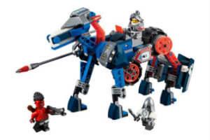 køb det fede Lego Nexo Knight til drenge i julegave