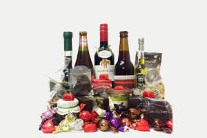 giv den lækre kalender med specialiteter til julen