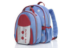 Buy a cute backpack for the little one in gift