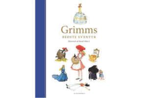 giv barnet Grimms store eventyr i gave til barnedåb