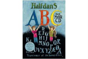 køb Halfdans ABC sangbog