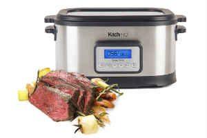 køb KitchPro sous vide slow cooker i gave til parret