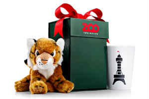 giv et gavekort til zoo i barnedåbsgave