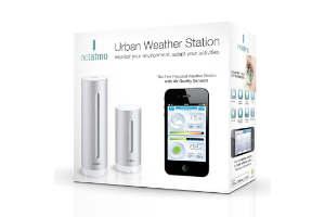 køb den smarte vejrstation som bolig gave
